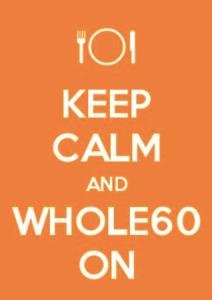 KeepCalmWhole30